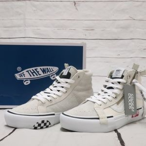 00ce315281132f Vans SK8-Hi Cap LX Cut and Paste High Top Sneaker